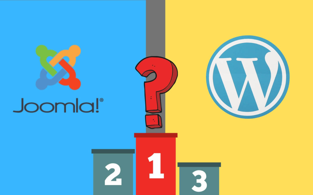 CMS Joomla! vs WordPress (1)